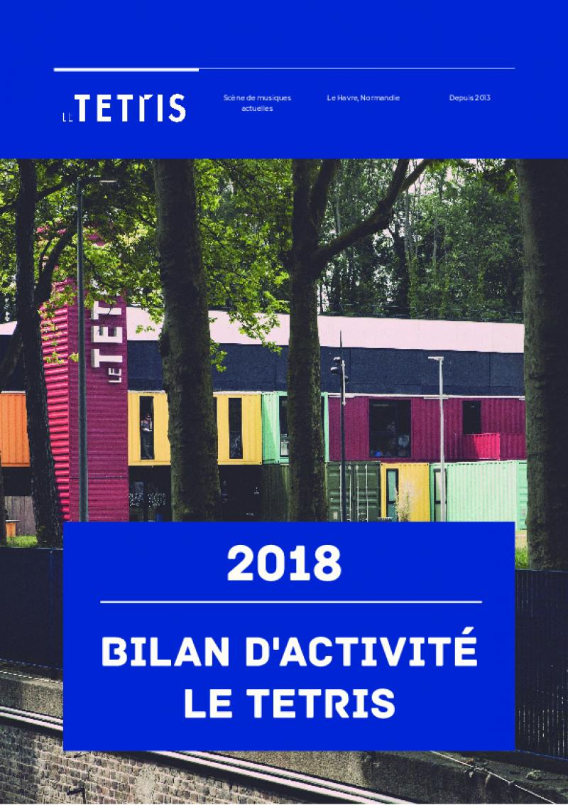 BILAN D'ACTIVITE 2018
