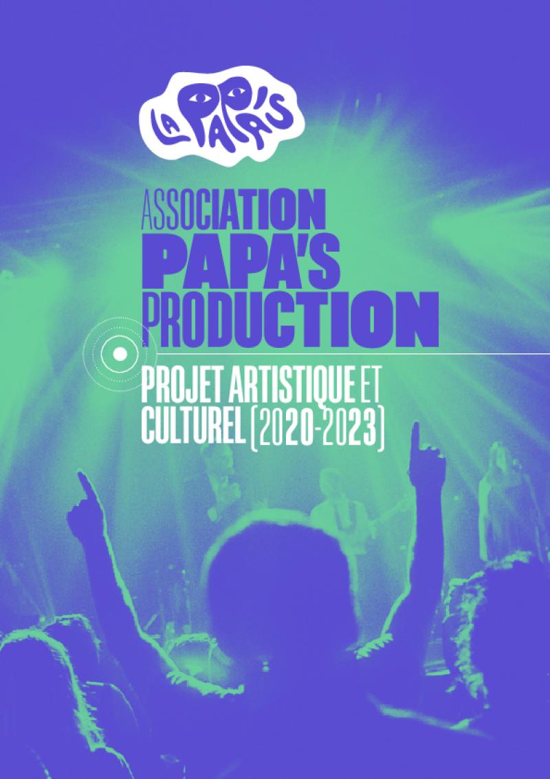 Projet artistique et culturel 2020-2023